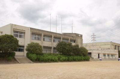 東浦中学校/東浦町
